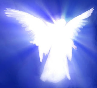 Archangel Michael just came to me while under the Archangel Crystal Lights