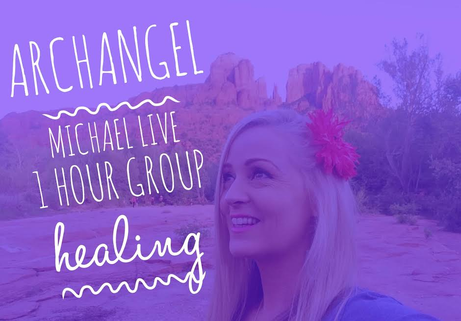 Archangel Michael Conversation #2 – New Live 1 Hour Monday Night Group Healing Sessions