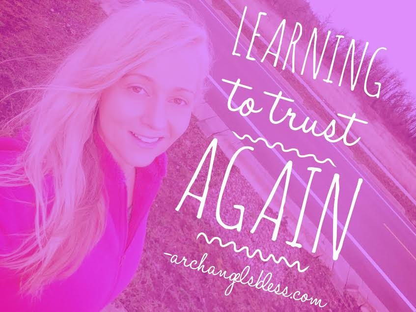 Learning to Trust Again – Message from Archangel Chamuel