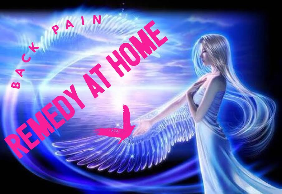 Back Pain Remedy at Home [a healing experience and message from Archangel Michael]