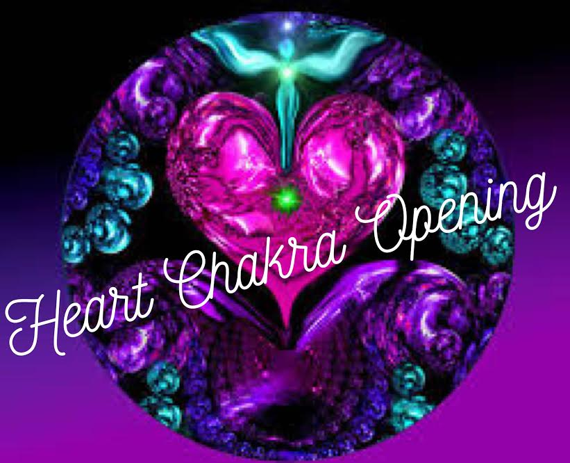 Heart Chakra Opening [a healing experience and message from Archangel Michael]