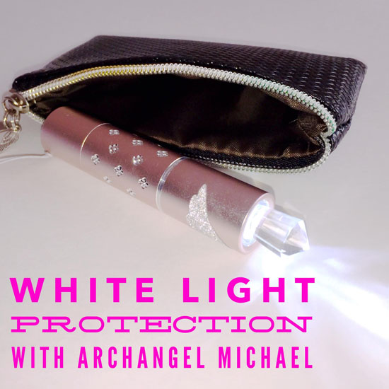 White Light Protection From Negative News? – Inspiring Message From Archangel Michael and the Healing Team