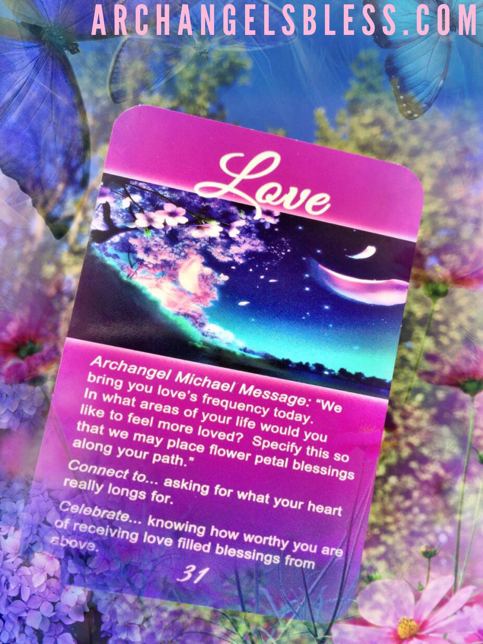 Archangel Oracle Cards for Goddesses by Kimberly Dawn 31
