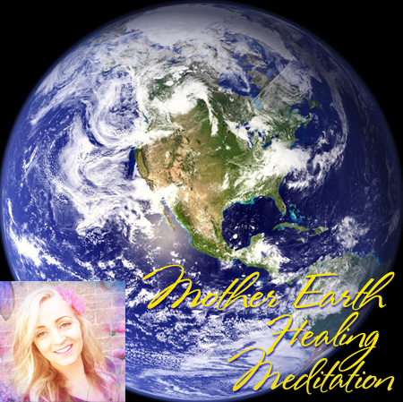 Mother Earth Healing Meditation with Archangel Michael & The Seraphim Angel Healing Team