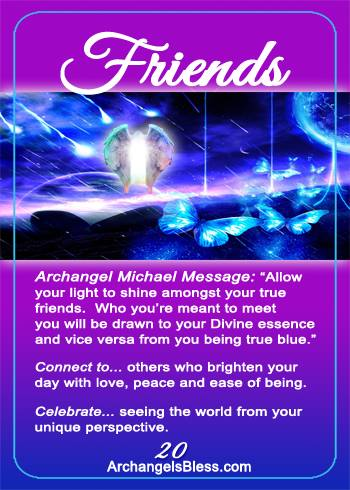 Archangel Angel Cards Kimberly Dawn Spiritual Quotes 8
