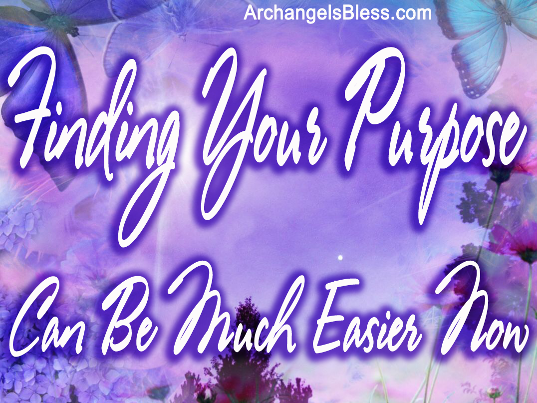 Finding Your Purpose Angel Reading with Kimberly Dawn