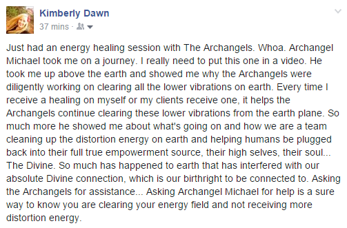 Clearing Negative Energy - Archangel Michael House Blessing