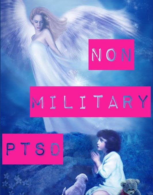 Non Military PTSD [a letter from Archangel Michael and The Seraphim Angel Healing Team]
