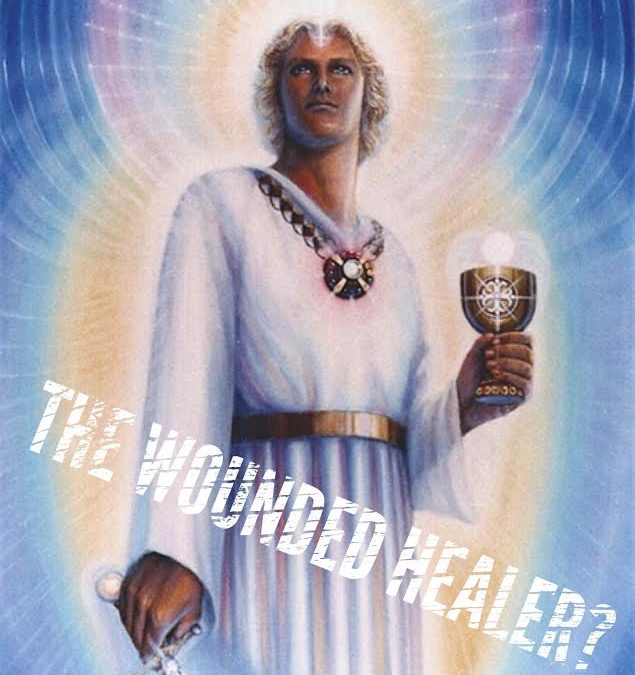 The Wounded Healer? – Message from Archangel Michael