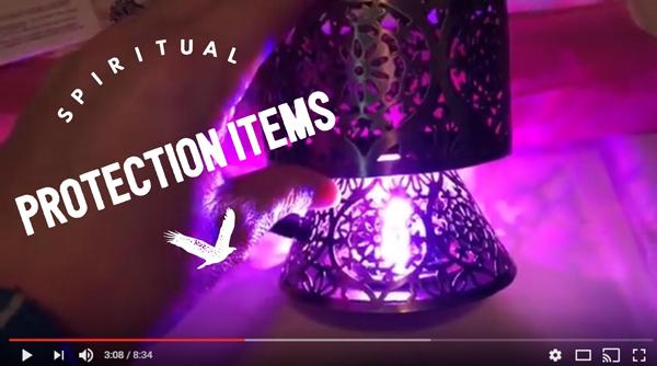 Spiritual Protection Items – Facebook Live Video Q & A