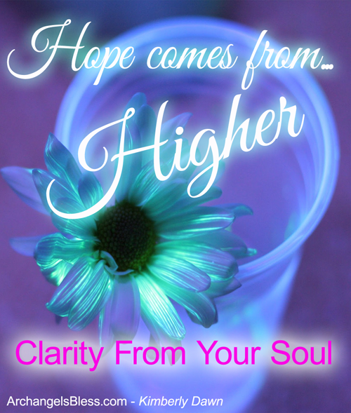 Hope – Message from Archangel Michael and Archangel Raphael