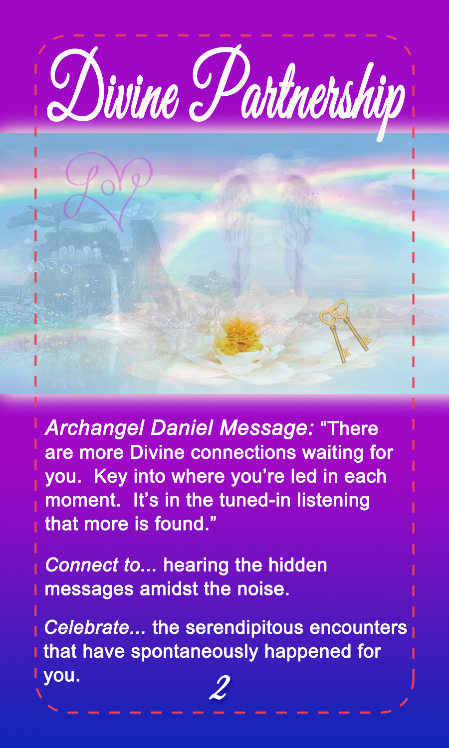 Archangel Oracle Cards for Goddesses (Sneak Peek