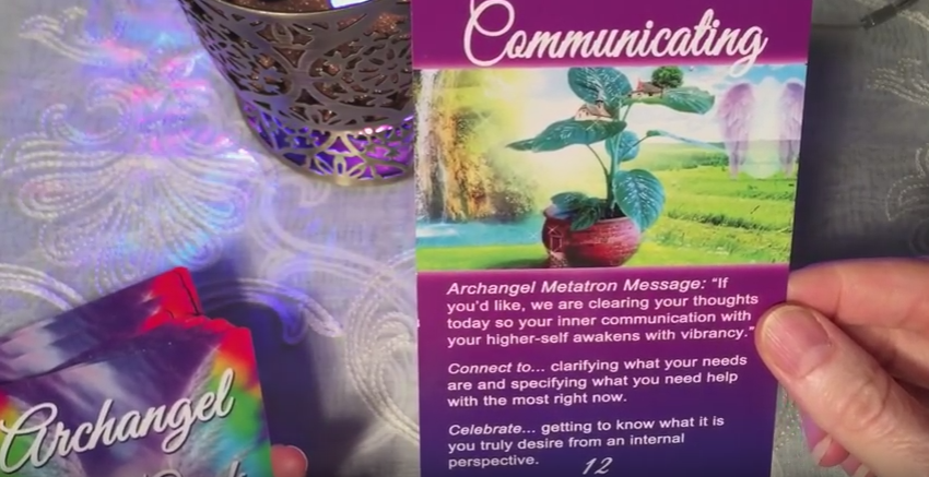 Finding Inner Peace – Try This When The World's Chaos Gets To Be Too Much – Weekly VIDEO Angel Card Reading