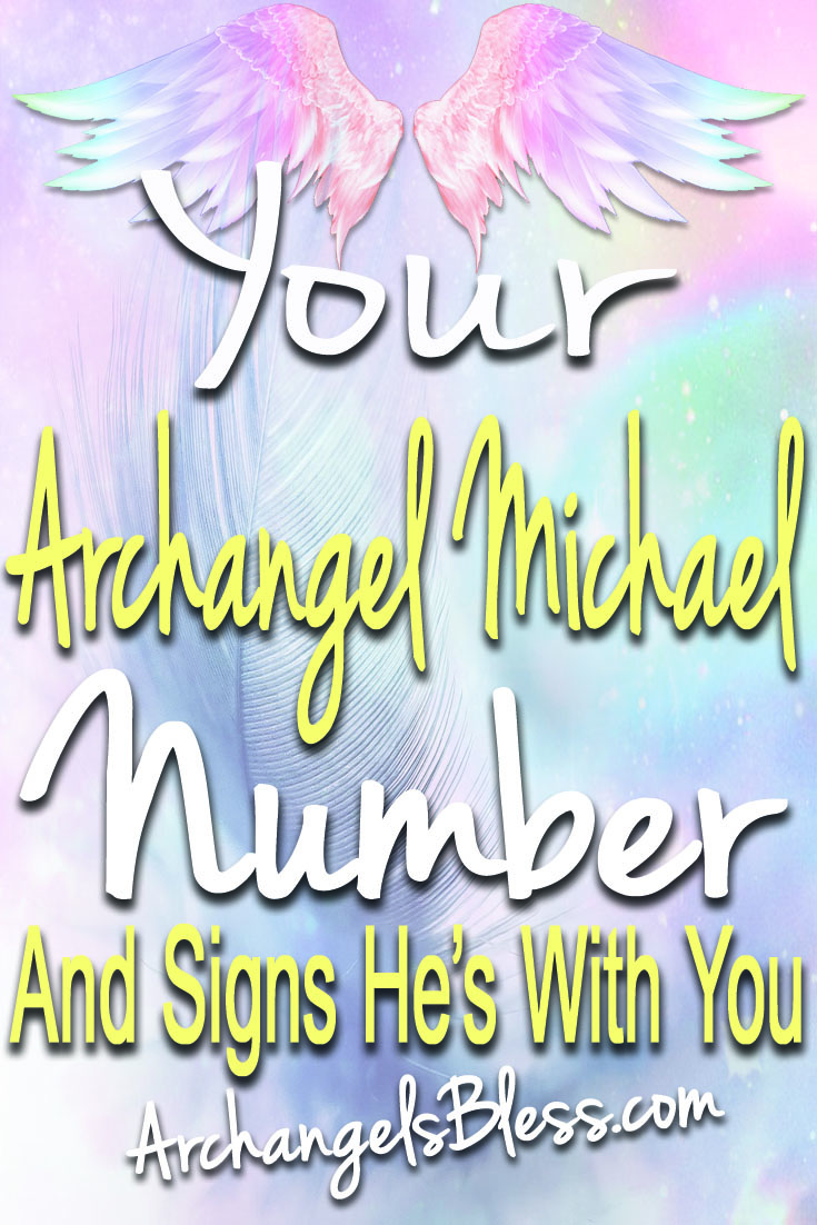Archangel Michael Number and Archangel Michael Signs