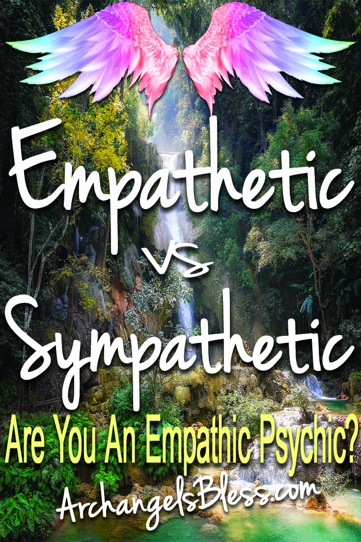 Empathetic vs Sympathetic