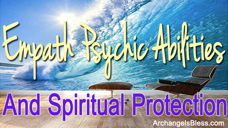 Empathic Psychic Abilities and Spiritual Protection – Paranormal Psychic Show 6