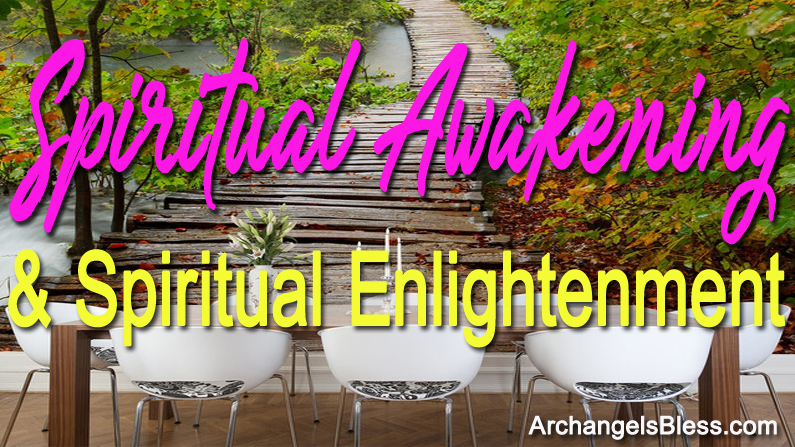 The Spiritual Awakening & Spiritual Enlightenment (Part Two) – Paranormal Psychic Show 9