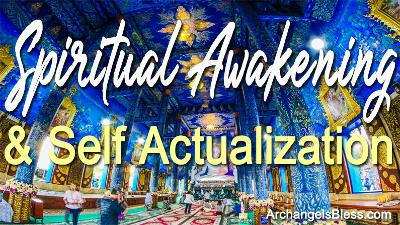 The Spiritual Awakening Process (Part One) – Paranormal Psychic Show 8