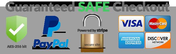 """Résultat de recherche d'images pour """"guaranteed safe checkout"""""""