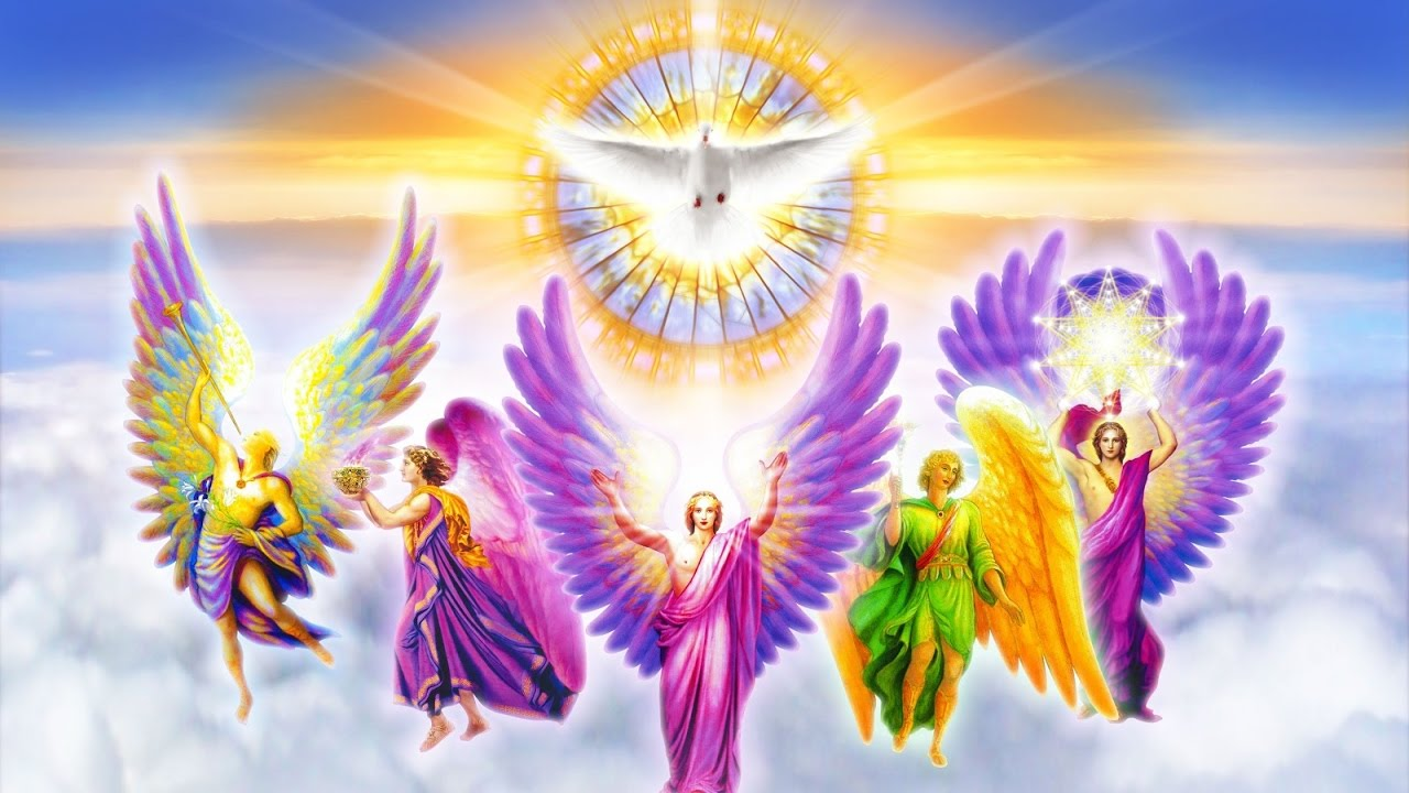 1-26-2020 - 6pm PST - Cleansing & Blessing Our Chakras - Energy Healing with the Archangels! LIVE TELECONFERENCE