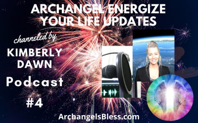 Happy New Year Blessings for 2020 Channeled Messages Podcast #4 [VIDEO]