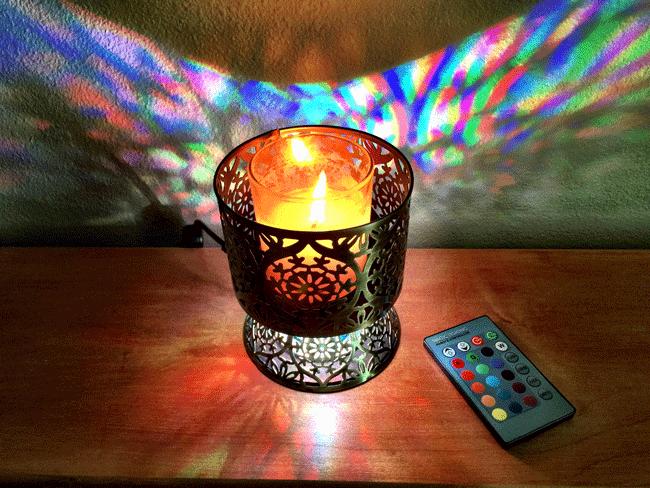 Archangel Awakening Crystal Lights