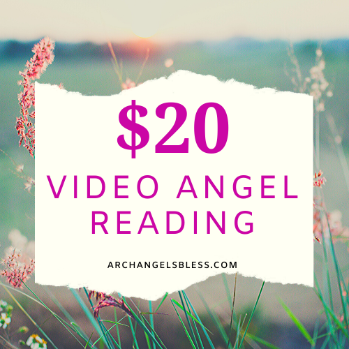 One Question Video Angel Reading - Delivered To You On 2/15/2020