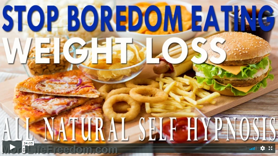 Weight Loss Hypnosis - 12 Audios - Instant Download