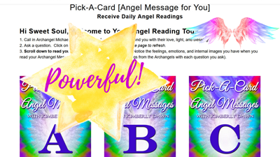 Pick A Card – Angel Reading – Confirmation Messages From Your Spirit Guides…! [Powerful] VIDEO