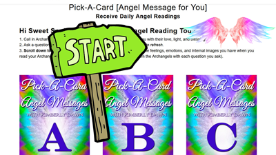 💌 Pick A Card – Angel Reading – Important Messages For You from Your Angels 👼 and Spirit Guides Video