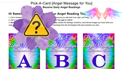 Pick A Card – 🌈 Angel Reading – These Angel Messages 🦄 Were Meant To Find You! Video