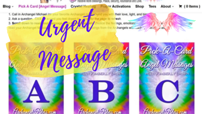 Pick A Card – Angel Reading – *URGENT* MESSAGES FROM YOUR ANGELS ⚠️💖🌎🙏🏻🦋 WHAT YOU NEED TO KNOW VIDEO