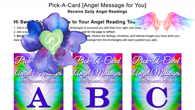 Pick A Card – Angel Reading 💝 What Do You Need To Hear Right Now? ☘️ Video