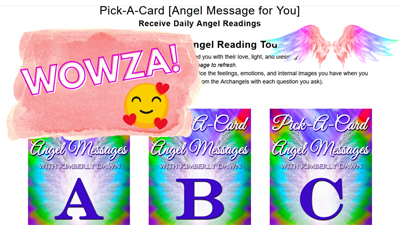 Pick A Card – Angel Reading – What Question Do You Have For The Angels Today?