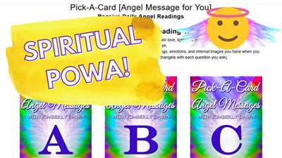 Pick a Card – Angel Reading – How To Activate Your Spiritual Power – Archangel Michael Angel Messages Video