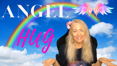 Spiritual Angel Hug – Unconditional Love From Your Guardian Angels – Meditate With Me & The Angels