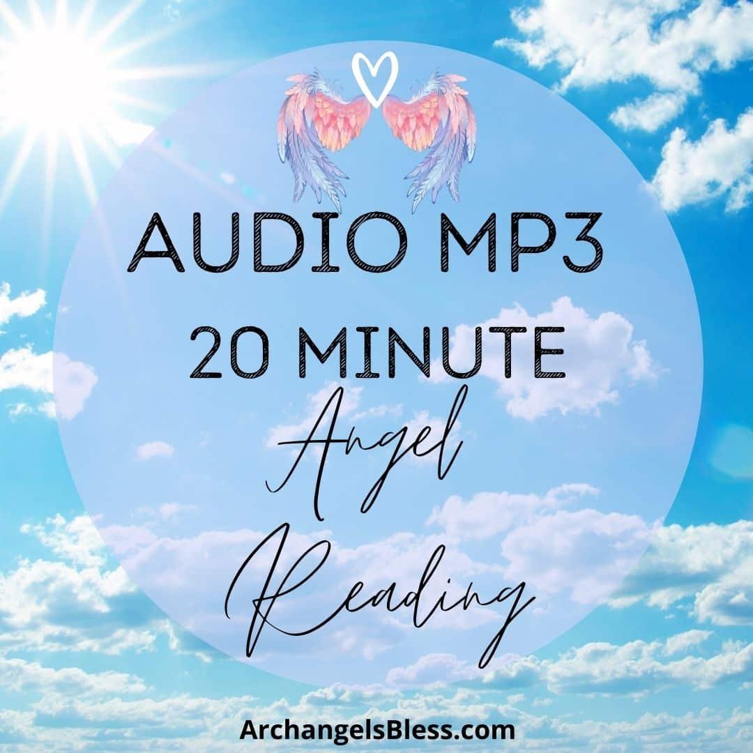 Audio MP3 20 Minute Angel Reading
