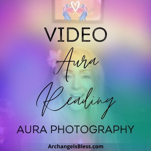 Aura Reading - Aura Photography [Online] Channeled from the Archangels