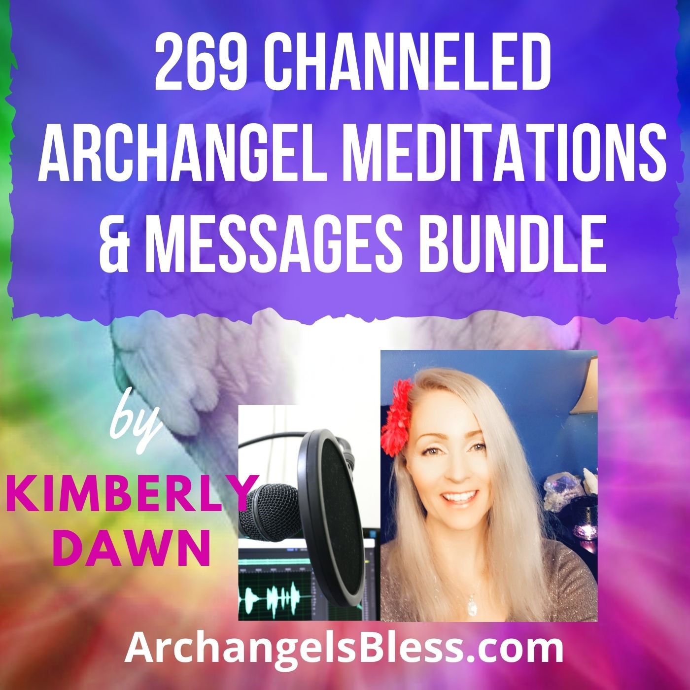 269 Channeled Archangel Meditations 10-20 Minutes Each [VIP AUDIO BUNDLE]